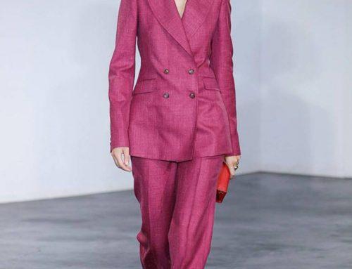 Spring Summer 19 Suit Trend